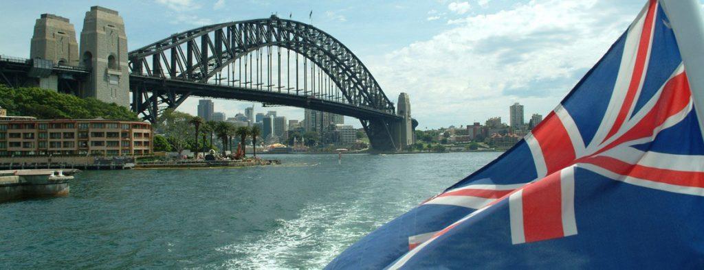 Australia Day Dinner Cruises