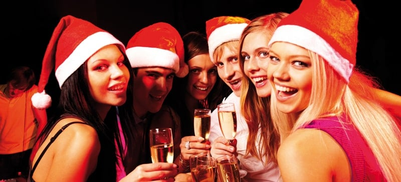 Christmas Party Dinner Cruises