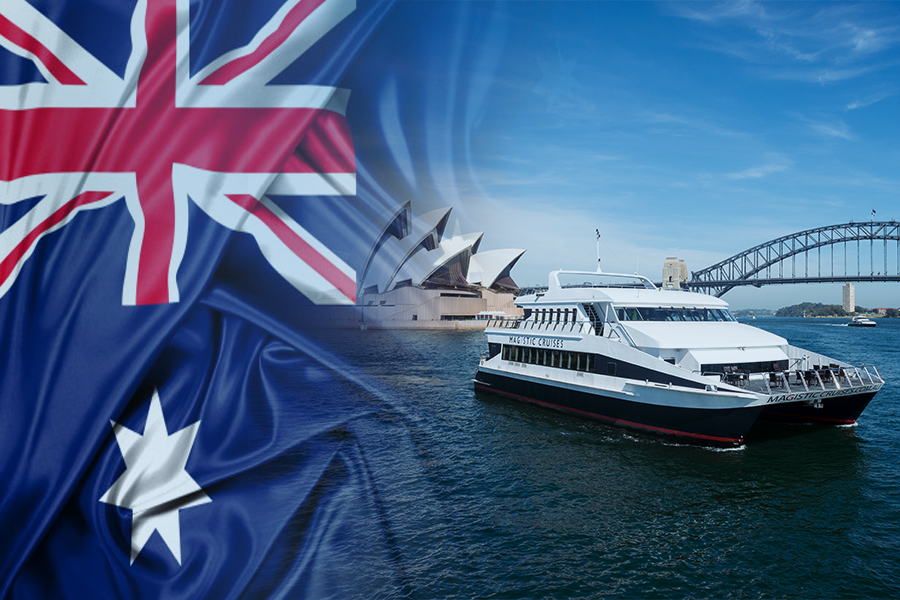 Australia Day Lunch Cruise