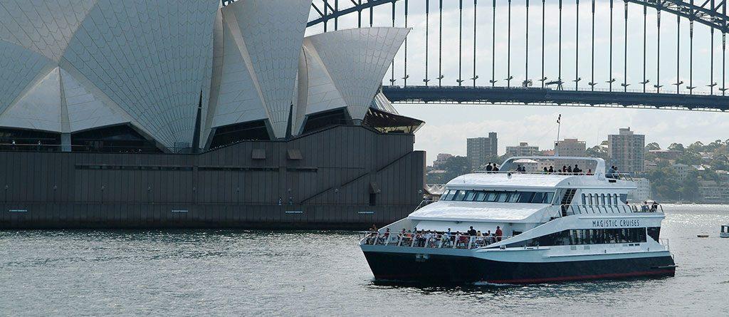 Lunch Cruise Sydney