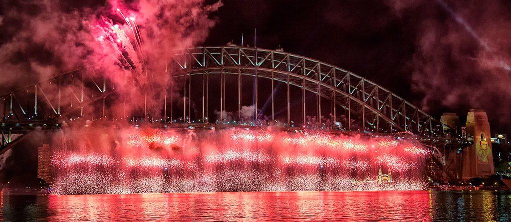 Sydney nye cruises