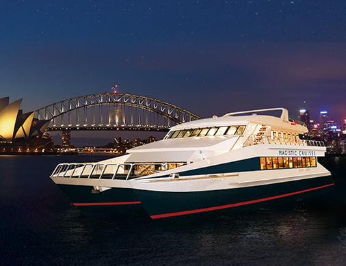 Magistic Dinner Cruise