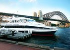 Magistic lunch cruise sydney