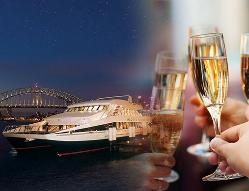 Magistic Dinner Cruise with Beverages