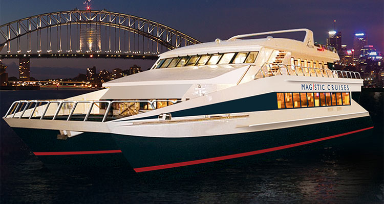 Magistic Dinner Cruises